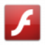 Иконка для Adobe Flash Player Download 0.1