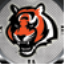 Icon for BENGALS BLACK Clock 2.1