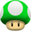 Icon for Mario Green Mushroom Decal 1.0