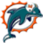 Иконка для Miami Dolphins Decal 1.2