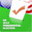Иконка для US 2012 Presidential Election 1.3