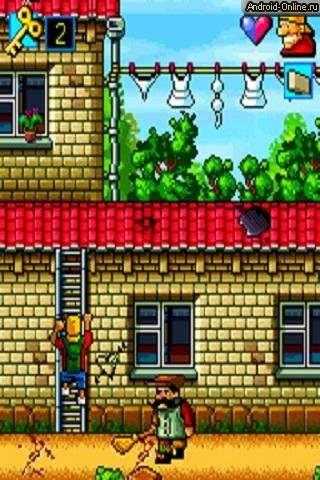 Скриншоты java игры Ceкc Общага 2. Игровой процесс Sех dormitory 2. Sех do