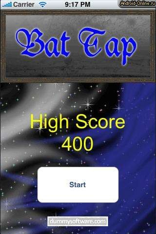 bat tap Tap tap bat is a fun & simple casual game that is just right for everyone to enjoy whether you are simply looking for a few minutes of tapping fun, or seeking the sense of achievement by beating the top score in google leaderboard.