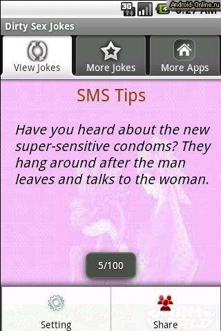 Dirty sex jokes online