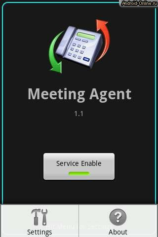 Mobilni Agent Android
