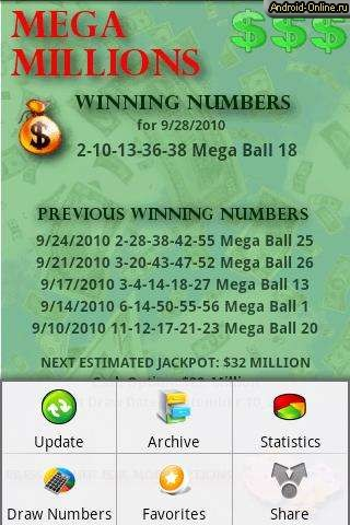 online sweepstakes international lottery program