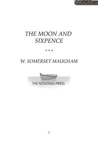 analysis the moon and sixpence The moon and sixpence is a book about a well-off stockbroker who abandons his wife and moves to paris to pursue his passion for painting inspired by the l.