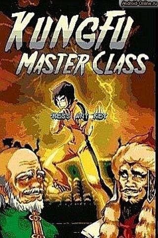 Кунг фу мастер класс