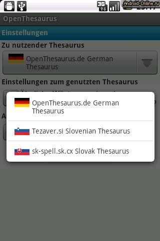 Openthesaurus