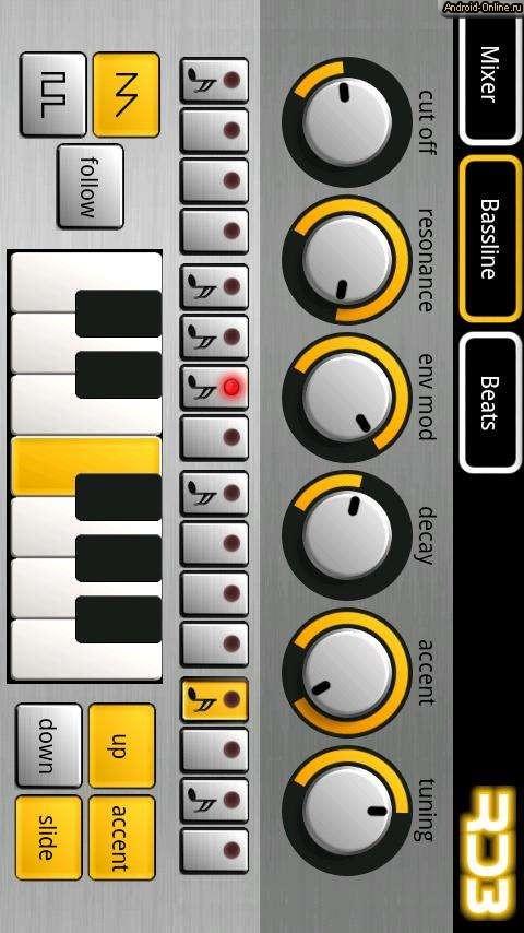 Mikrosonic Rd3 Groovebox Для Android