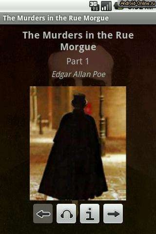 the murders in the rue morgue essay Academiaedu is a platform for academics to share research papers.