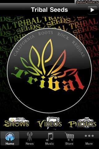 Tribal Seeds Moonlight Listen, watch, download