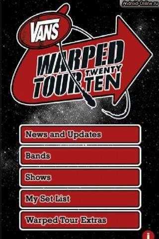 arped tour official app - 320×480
