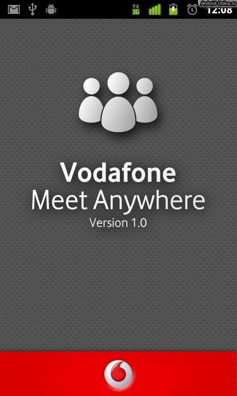 ge business screen for vodafone