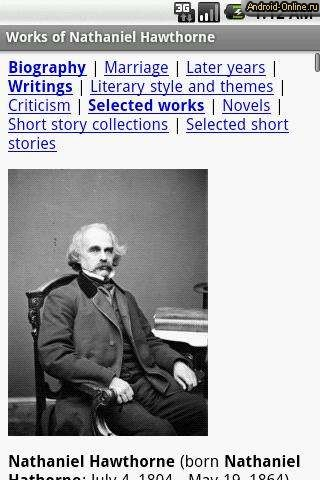 a short biography of the author nathaniel hawthorne A key figure in the development of american literature, nathaniel hawthorne (1804–1864) is best remembered as the author of the scarlet letter the new england native also wrote scores of short stories, many of them reflecting his puritan heritage in their preoccupation with evil, guilt, and sin.